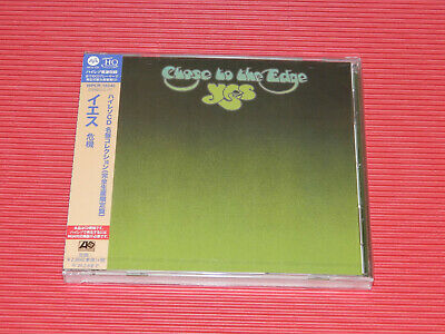 JAPAN MQA UHQ CD YES CLOSE TO THE EDGE  High Resolution Audio