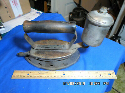 Vintage Coleman Model #2 Gas Iron - Made in USA