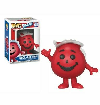 Pre-order Funko Pop! Ad Icons Kool-Aid Man #44 Vinyl Figure ships in July