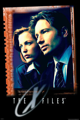 THE X-FILES - CLASSIC POSTER - 24x36 - 1744