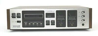 Vintage Wollensak 3M Model 8055 Eight (8) Track Stereo Recorder SN 80561523