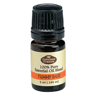 TUMMY EASE 5ml Pure Essential Oil Blend BUY 3 GET1 by Fabulous Frannie