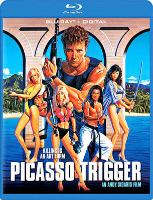 Picasso Trigger [New Blu-ray]