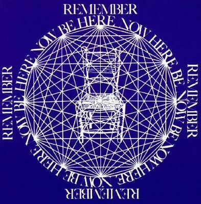 NEW Be Here Now By Ram Dass Paperback Free Shipping