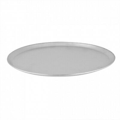 Pizza Tray / Plate with Tapered Edge, Aluminium, 450mm / 18 inch, Pizzas