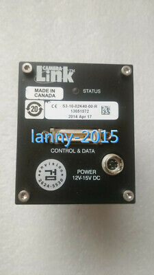 1PC Used DALSA S3-10-02K40-00-R Industrial camera