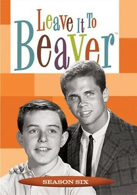 LEAVE IT TO BEAVER COMPLETE SIXTH SEASON 6 New Sealed 6 DVD Set