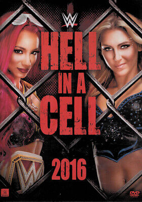 Hell in a Cell 2016 (WWE) New DVD