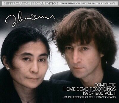 John Lennon Complete Home Demo Recordings 1975-1980 Vol.1 Househusband Years 5Cd