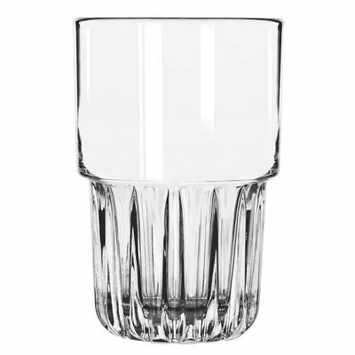 12x Libbey Everest Glass Hi-Ball 355ml Cafe Bar Cocktail Mixed Drink Highball