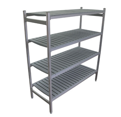 610mm Deep Premium Coolroom Shelving - 1225x610 - 3 Variable Heights