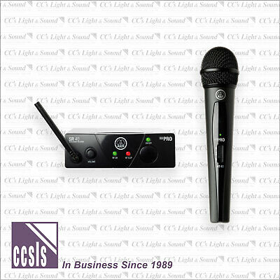 AKG WMS40 ProMini Wireless System Handheld Transmitter - Frequency Set A