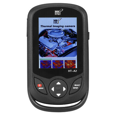 HT-A2 Portable Infrared Thermal Imager Professional Mini Measuring Tool