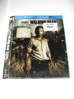 The Walking Dead the complete sixth seaso/Blu Ray Lenticula Cover Only/ No Disc