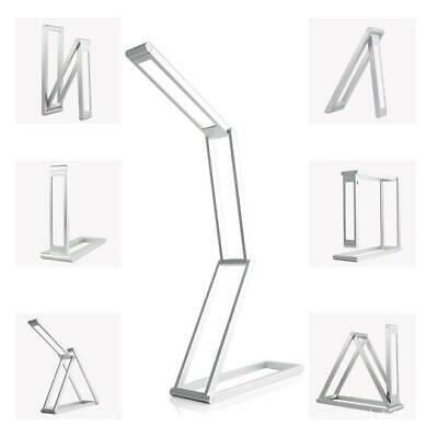 Dimmable Portable Table Lamp, Eye-Care,Aluminum Alloy Foldable Lamp LED Lamp