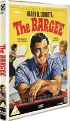 Harry H. Corbett, Hugh Grif...-Bargee DVD NEW