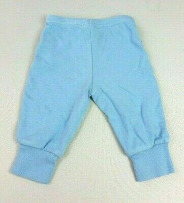 NEXT Baby Boys JOGGERS TROUSERS 3-6 Months Blue Jogging Bottoms