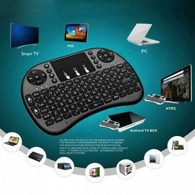 Wireless Mini Keyboard Mouse Remote For Laptop Computer PC Windows 10 CA SELLER