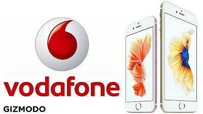 Vodafone Uk Unlock Service For Iphone 6S