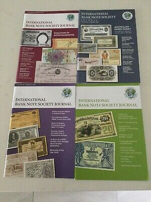 The Journal of the International Banknotes Society Vol.56/2017 Num. 1/2/3/4