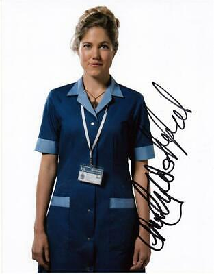 """Charity Wakefield - Colour 10""""x 8"""" Signed 'Dr Who' Photo - UACC RD223"""