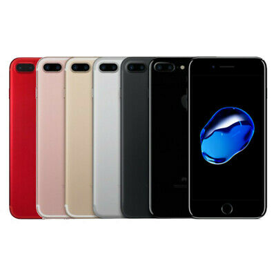 Apple iPhone 7+ Plus 32GB, 128GB, 256GB - Unlocked - Various Colours Smartphone