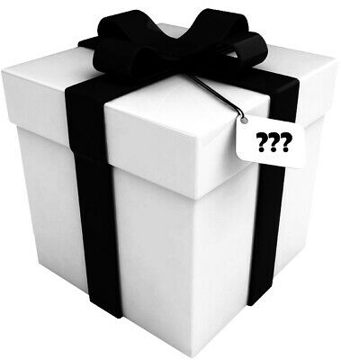 Mini Mens Mistery Box ,MAY CONTAIN 3 ITEMS OR 5 OR 12 OR MORE