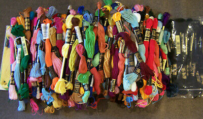 Needlepoint Thread-Assorted Colors-225 Packs