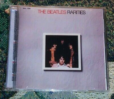 The Beatles Rarities CD!