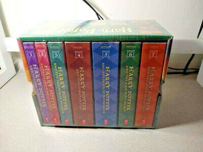 NIB Harry Potter Complete Series Paper Back Books