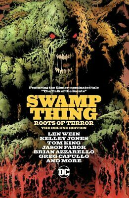 Swamp Thing: Roots of Terror by Tom King 9781401295875 | Brand New