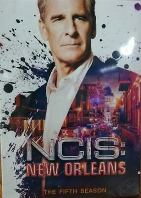 NCIS New Orleans season 5 (DVD , 2019,) Postage Free New/Sealed