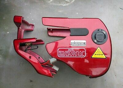 Shoprider Sovereign 4 Mobility Scooter Complete Tiller Panels / Covers