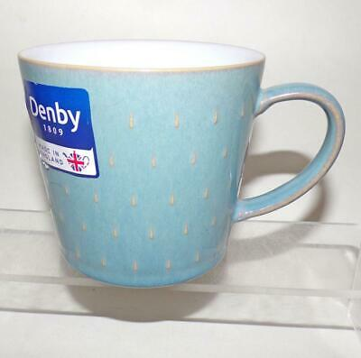 Denby Pottery Azure Cascade Pattern 400ml Mug ½ Pint made in Stoneware