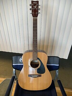 YAMAHA F-310 Acoustic Guitar Right-handed 6 string Brown Made in Indonesia