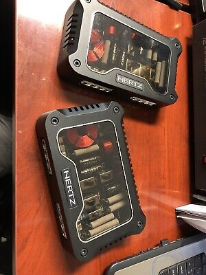 Open Box Hertz Mlcx 2 Tw.3 Mille Legend 300W Crossovers For Component Speakers