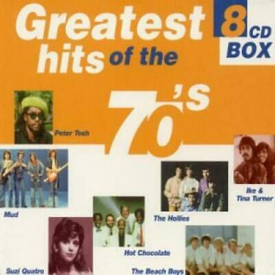 Various Artists : Greatest Hits of the 70s CD Expertly Refurbished Product