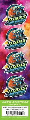 Vacation Bible School (Vbs) 2019 to Mars and Beyond LOGO Sticke... 9781501873768