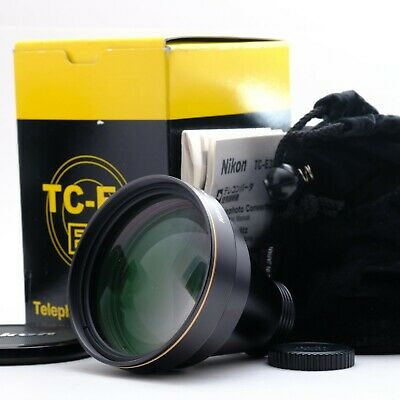 [Boxed Mint] Nikon Tele Converter TC-E3ED 3x for Coolpix Shipping from Japan