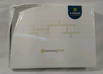Ancestry DNA Genetic Testing - Ancestry Plus Traits Kit