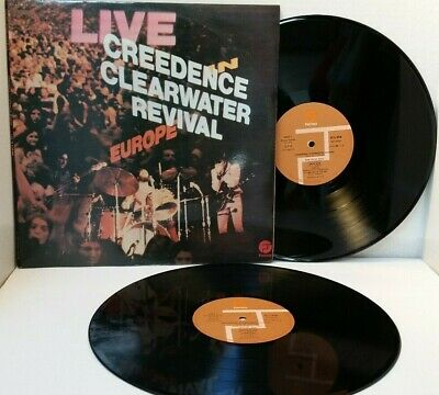 Creedence Clearwater Revival Live At Woodstock 1969 Aug