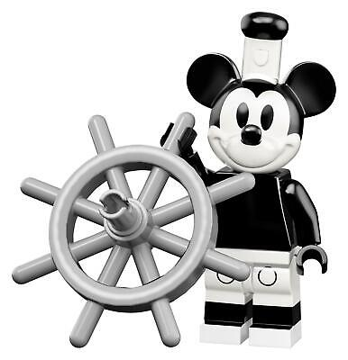 LEGO MINIFIGURES DISNEY SERIES 2 71024 - Mickey Mouse Steamboat