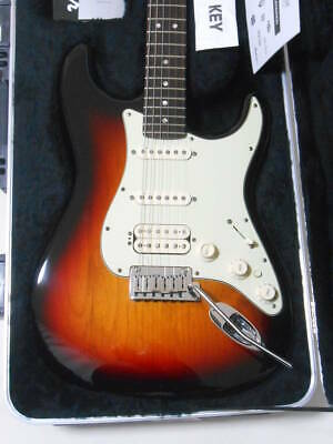 Fender USA American Deluxe Stratocaster N3 HSS JAPAN beautiful rare EMS F/S*
