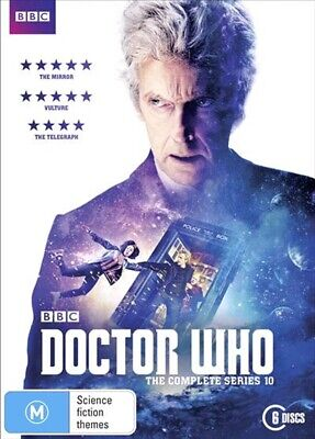 Doctor Who - Series 10, DVD