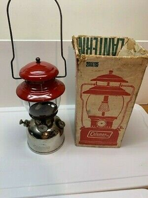 1958 Coleman 200A ***BEAUTIFUL CONDITION*** with ORIGINAL BOX!! ***VINTAGE***