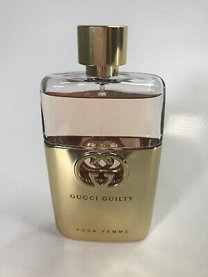 4c077c6952 GUCCI GUILTY POUR Femme Eau De Parfum Travel Spray~0.5oz/15ml~New In ...