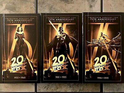 20th Century Fox 75 YEARS Anniversary FINAL FORMAT Studio Showcase COLLECTION