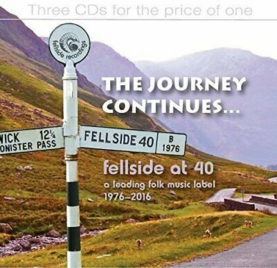 Various Artists - The Journey Continues - Fellside ... - Various Artists CD 6SVG