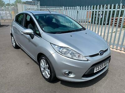 2009 Ford Fiesta 1.2 Petrol Zetec FSH MOT 11/19 Finance available