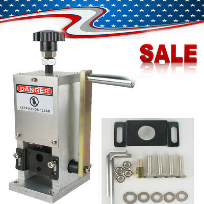 Copper Wire Stripping Machine Cable Wire Stripper Copper Recycle Tool 【USA】